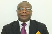 Mr. Robert Kow Bentil, CEO of The Royal Bank