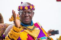 Asantehene, Otumfuo Osei-Tutu II
