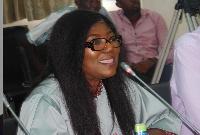 Chief Executive Officer of the Ghana Trade Fair Company, Dr Agnes Adu