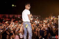 Kidi performed on big stages in 2017 and his 'odo' track was fans favorite