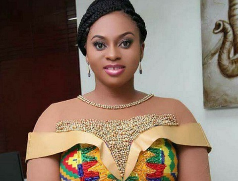 Ghanaians tag Adwoa Safo as 'Super Woman'