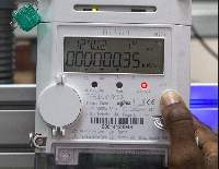 File photo: A PDS meter