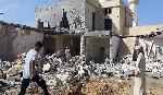 Tripoli community rebuilds school damaged by Libya fighting