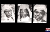 On 30 June 1982, the judges together with Major Acquah were killed by some unknown assailants