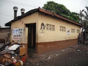 File photo of a public toilet