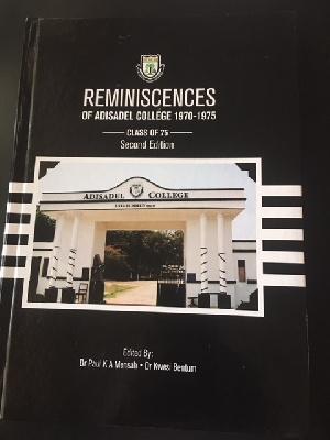 File photo: Book cover page