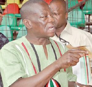Yaw Boateng Gyan is a former NDC National Organizer