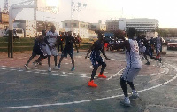 Braves of Customs is set to face Ghana Fire Service the first round of Accra Basketball League