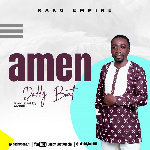 'AMEN', crooned in high-tempo highlife vein and produced by Lucas, is a Thanksgiving song