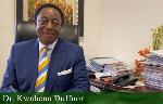 Dr. Kwabena Duffuor - The Ghanaian Dream