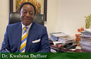 Kwabena Duffuor, former Finance Minister