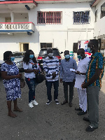 NPP Denmark donates to it's adopted constituencies