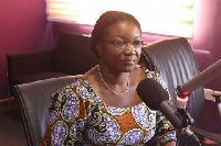 Joyce Bawa-Mogtari, Campaign spokesperson for NDC
