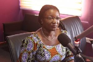Joyce Bawa-Mogtari