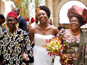 Chimamanda Ngozi Adichie Parents