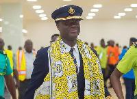 Captain Solomon Quainoo is a Ghanaian pilot