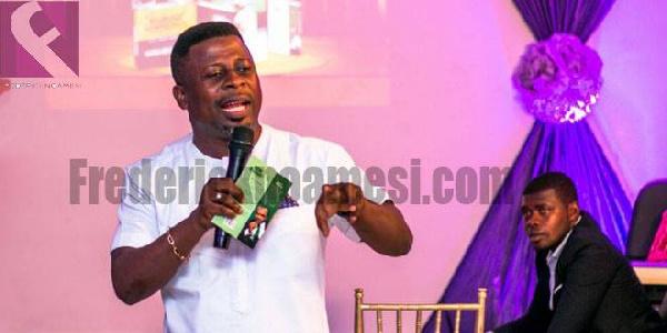 Prophet Owusu Agyeman
