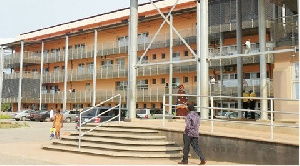 CEO of Tamale Teaching Hospital,unknowingly bought some of the stolen items for his private hospital