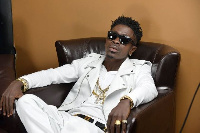 Dance hall king, popularly known as Shatta Wale
