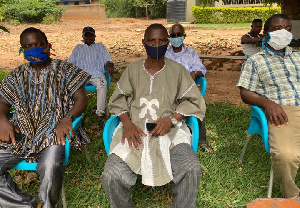 Nene Jacob Tei Kofi has hailed Zipline for saving lives in the Eastern Region