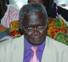 Anti-corruption crusader P.C. Appiah-Ofori