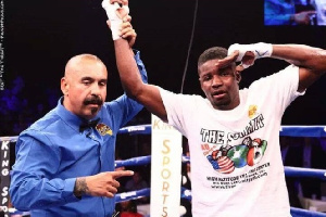 Freddy Lawson - Fired up for Kevin Bizier fight in Miami on November 7