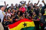 Ghana's Rugby Team
