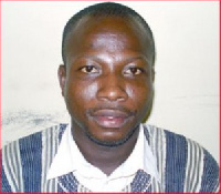 CPP's Director of Elections - Kwabena Bomfeh