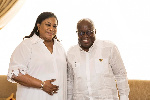 Vote Akufo-Addo; he neither quavers in despair nor shirks responsibility – First Lady