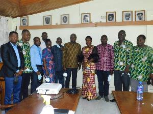 Local Government Service Union Commendation
