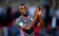 Nketiah who is loan from Arsenal now has two goals in four Championship games