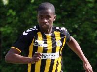 Danish-born Ghanaian defender Jeffrey Ofori