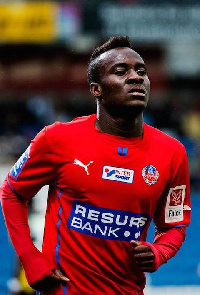 David Accam wants out of Chicago Fire