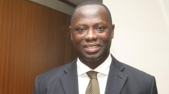 MP for Ellembele Constituency, Emmanuel Armah-Kofi Buah