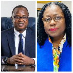First, Second Deputy Governors of BoG inducted as honorary fellows of the Institute of Directors-Ghana
