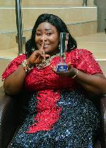 Ewuraba Eesi wins at maiden edition of Ghana Innovation Awards 2020