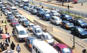 Massive traffic to hit Tema motorway from August 1