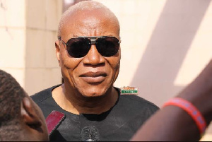 Professor Joshua Alabi, Presidential candidate hopeful NDC