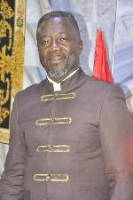 Reverend Stephen Johnson Agyekum