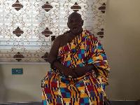 Nana Oteng Korankye, Chief of Akuapem Berekusu