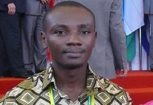 The late Samuel Nuamah