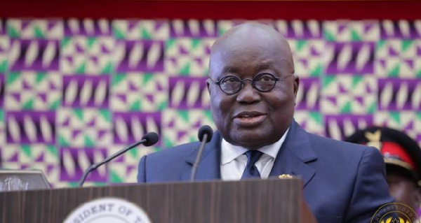 LIVESTREAMING: Akufo-Addo's end of term State of the Nation Address