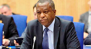 Nigeria's Foreign Affairs Minister, Godfrey Onyeama