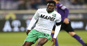 Alfred Duncan, Ghana midfielder