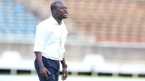 C.K Akonnor, Black Stars coach