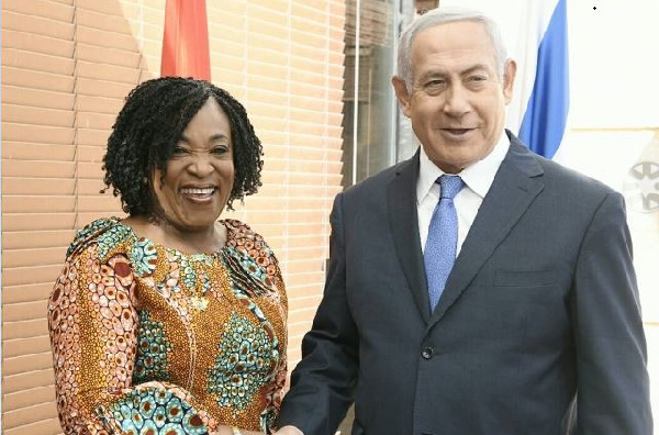 Israel, Ghana get to co-chair UN's Science, Technology and Innovation forum