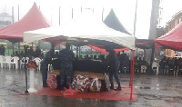 Capito was laid to rest yesterday