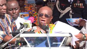 Volta Regional Minister, Dr Archibald Y. Letsa