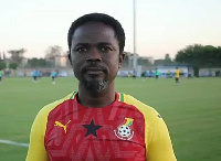 Dan Kwaku Yeboah stepped down from his position as spokesperson for the GFA NC