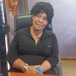 CPP General Secretary, Nana Yaa Jantuah